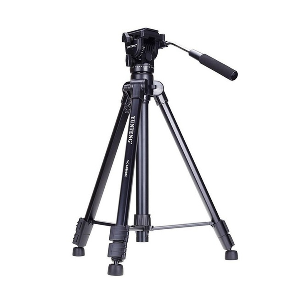 YUNTENG 880 Professional Camera Tripod Flexible Tripod DV Digital Camera for Nikon Canon Sony Fuji Pentax Leica Tripod