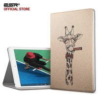 Case For IPad Air 3 ESR Illustration Cute Cartoon Case Scratch Resistant Cover Hard Back Cover