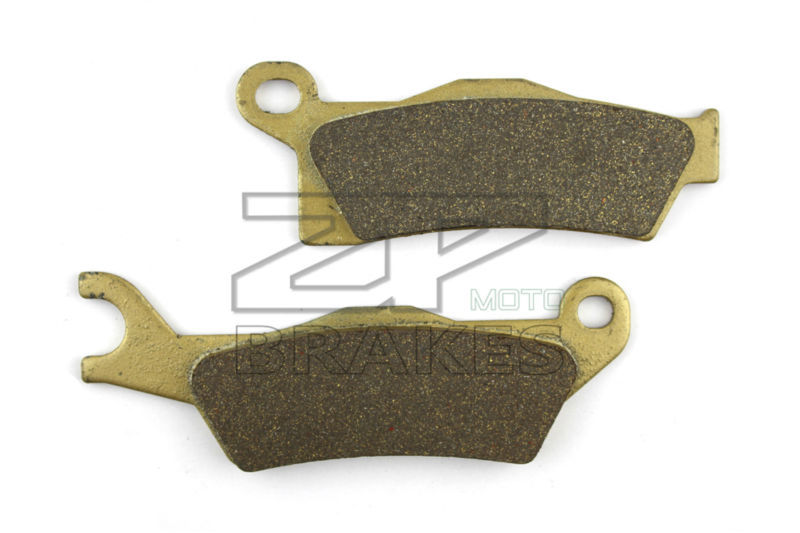 Kevlar Brake Pads For BRP CAN-AM Renegade 500 (STD) 2013 Front(Right) & Rear(Right) OEM New High Quality brake pads ceramic for front rear honda cbr 400 rr nc29 gull arm 1990 1994 oem new high quality zpmoto