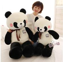 90cm Cute panda plush toy panda doll big size pillow birthday gift