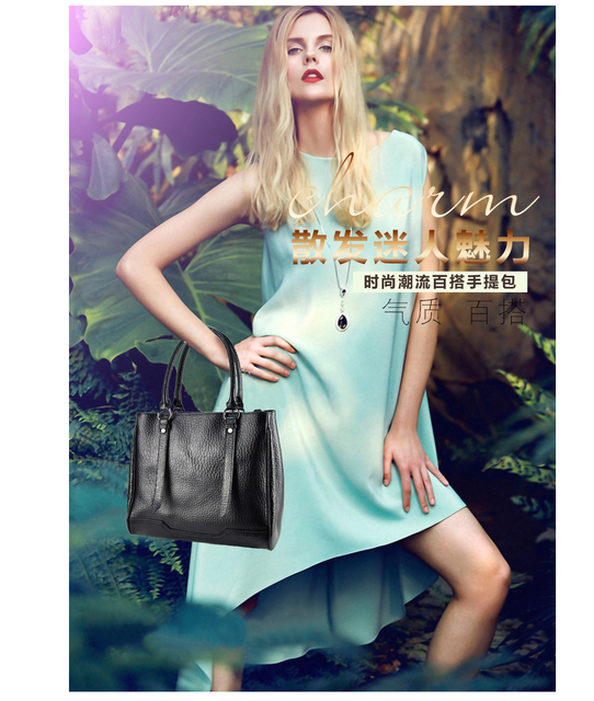 Women Genuine Leather Tote Shoulder Handbag Multi Compartment Satchel Hobo Daily Casual Laptop Bag Purse Fashion Messenger Lady