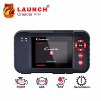 Newest Launch Creader VII+ Auto Code Reader Launch X431 Creader VII Plus Engine ABS SRS Braking System Auto Scanner Creader 7+
