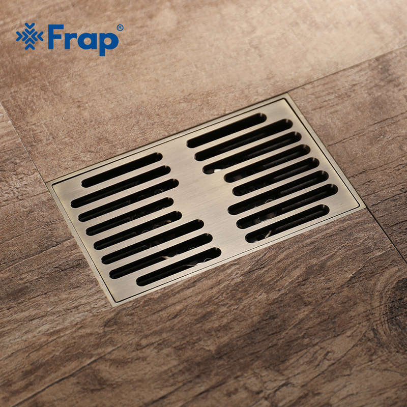 FRAP Stripe Bathroom 140*90cm Rectangle Floor Drain Tile Insert Floor Drainer Removable Strainer Cover Anti-clog Drain Y38061 baldwin bf7949 dm secondary fuel element with removable drain