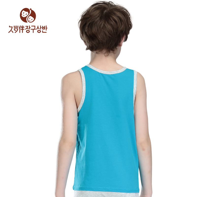 ba2922f79 Factory children clothing Kids Cool Summer Boys Casual Vest Children  Sleeveless waistcoat sweatshirt tank top a piece 7502-in Underwear from  Mother & Kids ...