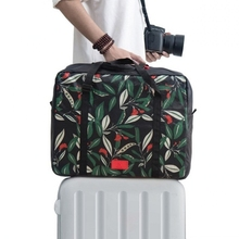 Fashionable Foldable Ladies Men's Luggage Bag Travel