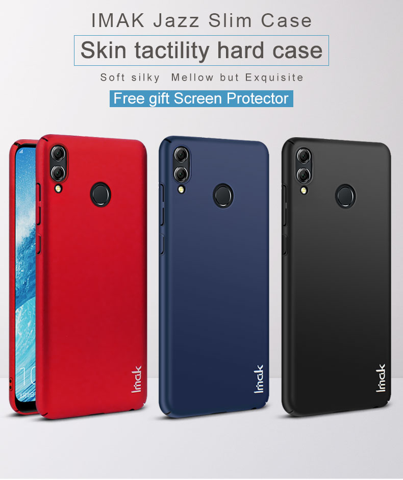 IMAK Jazz Slim Case for Huawei Honor 8X Max Case Honor8X Max 7 12