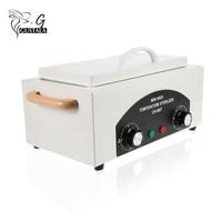 Professional High Temperature Sterilizer Box Nail Art Salon Portable Sterilizing Tool Manicure Nail Tool Dry Heat Sterilizer