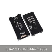цена на CUAV MinimOSD Support MAVLINK protocol OSD ARDUPILOT MEGA OSD FOR APM/Pixhawk/Pixhack