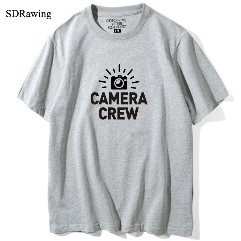 944b7d0881 Photographer Gift Idea Shirt Top Camera T Shirt Tee Womens Ladies Funny Dad Gift  Present Photography Photo Camera Crew drop ship-in T-Shirts from Women's ...