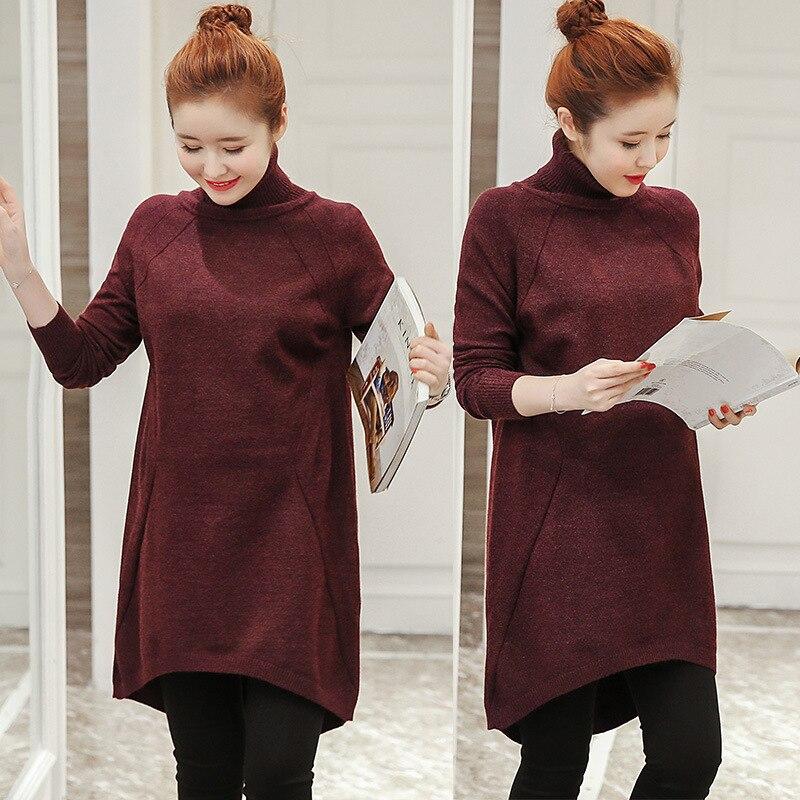 Élastique chaud Slim tricoté maternité robe marque maternité vêtements moulante vêtements femmes enceintes grossesse robe de soirée YL354