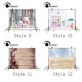 Allenjoy Specials 4x3ft photography background candy table newborn birthday celebrate backdrop cute baby Studio Prop Theme Photo