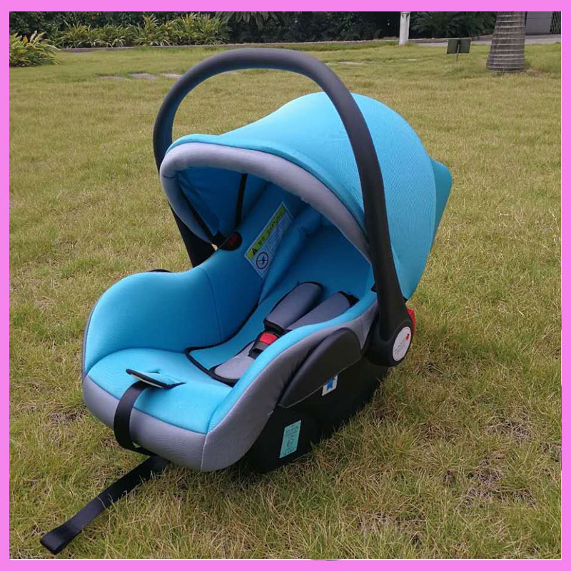 Portable Newborn 0~15 M Baby Child Safety Car Seat Stroller Sleeping Basket Baby Cradle Bouncer Cradle Swing Baby Car Seat 2017 new babyruler portable baby cradle newborn light music rocking chair kid game swing