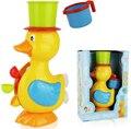 Big Duck Bath Toy para Criança/Bebê/Crianças Com Idades Entre 1-6 Educacional Brinquedo Banheira para Meninas & meninos