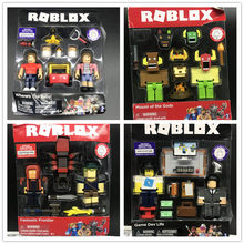Roblox mount of the gods /Game Dev Life Characters Figure PVC Game Figma Oyuncak ActionToys Gifts Ultimate Collectors(China)