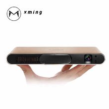 XMing S1 Laser ALPD DLP Projector Video Motorized Focus 3D Projector 2+16G Support Android 4.4 Proyector