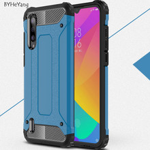 For Xiaomi Mi CC9 Case Fundas Silicone Shockproof Slim Hard Tough Rubber Armor Cases for Capa Cover