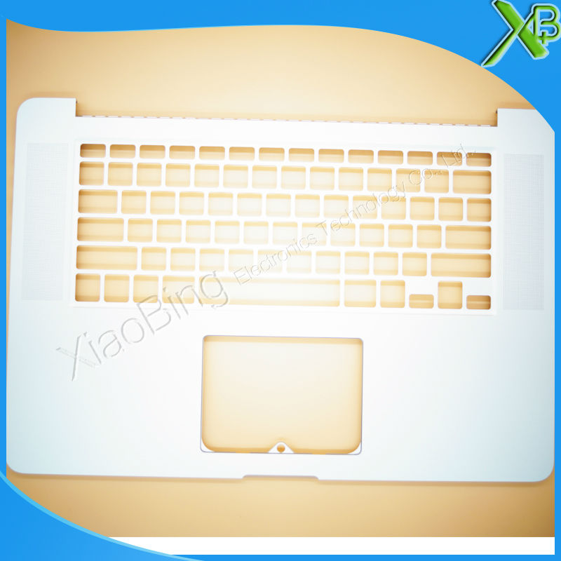 New US TopCase Palmrest for Macbook Pro Retina 15.4 A1398 2013-2014 years new topcase with tr turkish turkey keyboard for macbook air 11 6 a1465 2013 2015 years
