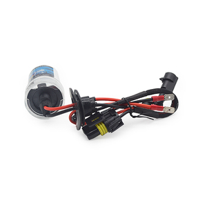 Image 5 - 55W Xenon bulb H1 H3 H7 H11 9005 9006 12V 55W HID Xenon bulb Auto Car Headlight Replacement lamp 4300K 6000K 8000K