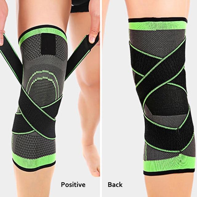 Pressurized Knee Brace 2