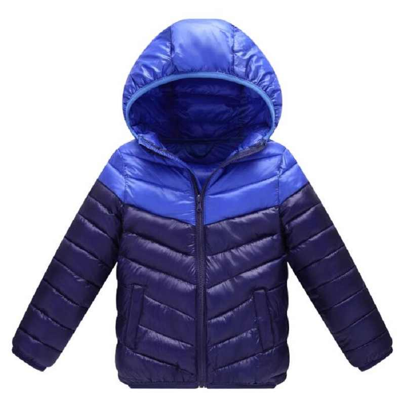 6cb872c7a Detail Feedback Questions about A15 Winter Jacket Kids Boys Toddler ...