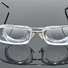 Lentes Opticos Mujer Gafas очки Clara Vida лимит! Оправа для мужчин экстремально Высокая близорукость близорукие Goc очки-15d Pd64