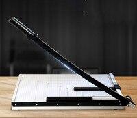 Балык 8012 резак для бумаги A3 руководство стальное лезвие утолщение фотобумага резак 46*38 см