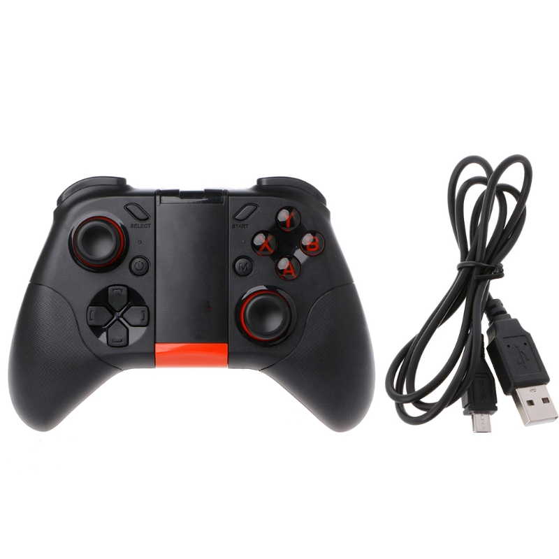 High Quality Bluetooth Gamepad Wireless Game Remote Controller For Android iOS Smartphone VR