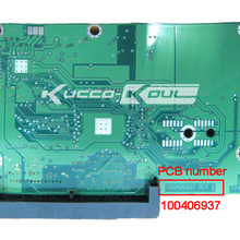 Logic-Board Data-Recovery PCB for Seagate 100406937 Hard-Drive-Parts Hdd Printed
