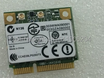 ATHEROS AR9382 DRIVERS FOR PC