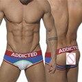 free shipping brand Men Thongs G-Strings Briefs calzoncillos hombre slips sexy erotic homens Men Jockstraps Gay Underwear AD227