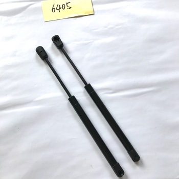 Cantidad (2) 6405 elevación trasera del maletero admite puntales golpes muelles accesorios se adapta a 05-08 Chrysler 300