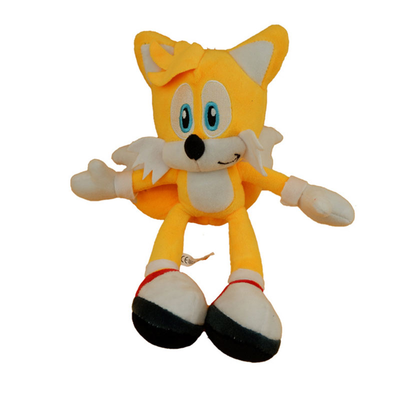 Anime Super Sonic Plush Toys The Hedgehog Tails Ultimate Flash Fox Plush Toys 26cm Cute Stuffed Animals Anime Doll Soft Toys Aliexpress