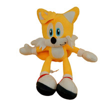 Anime Super Sonic Plush Toys the Hedgehog Tails Ultimate Flash Fox 26CM Cute Stuffed Animals Doll Soft