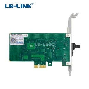 Image 5 - LR LINK 6230PF BD gigabit ethernet BIDI רשת מתאם 1000 Mb pci express lan כרטיס שולחן עבודה עבור מחשב מחשב אינטל I210 Nic
