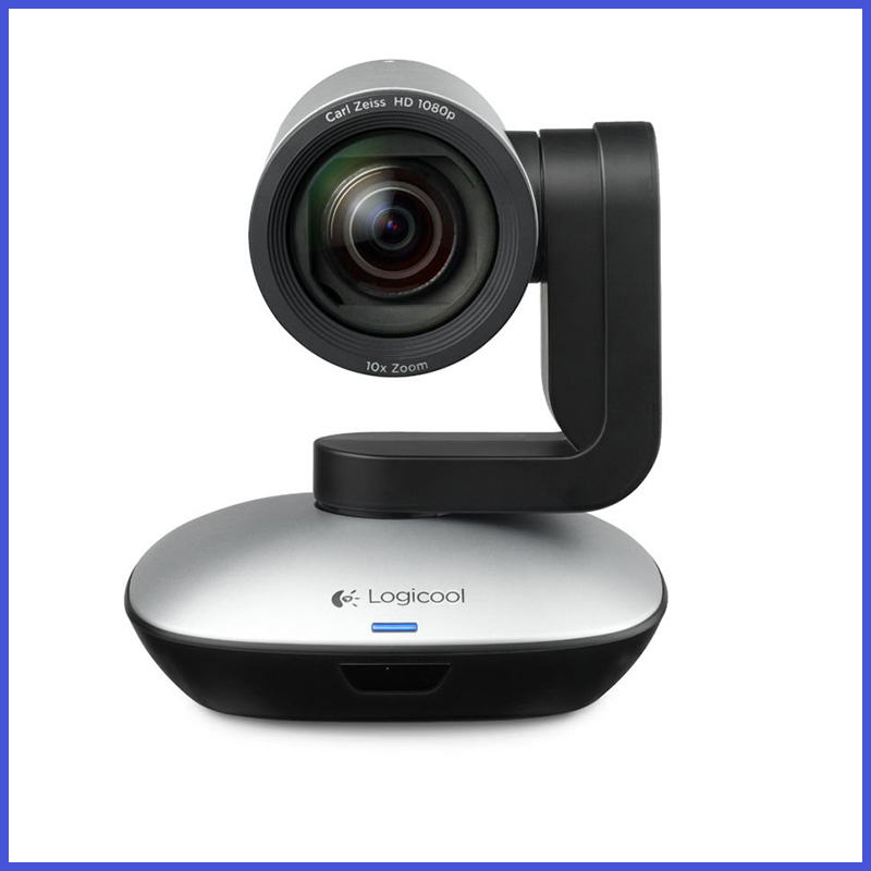 DHL New Logitech CC3000E  1080p video conferencing network dedicated camera special meeting
