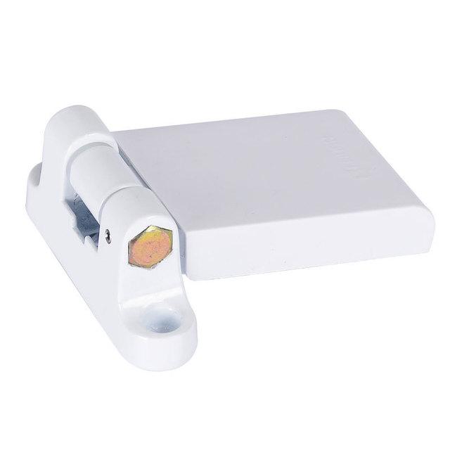 Ventana agregar estándar combinados puerta bisagra para ventana de la puerta de acero de plástico ajustable bisagra KF252