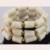Clássico Branco Marfim/Roxo Longo Contas conjuntos de Jóias Nupcial Do Casamento Africano Contas de Coral Colar de Jóias Conjunto Frete Grátis CJ819
