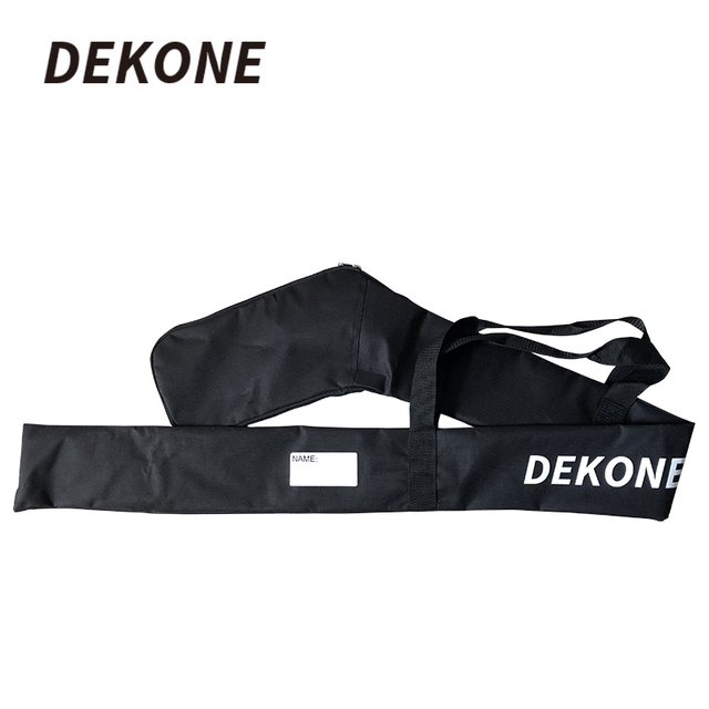 Hockey Goalie Stick Bag High Quality Black Waterproof For Hockey