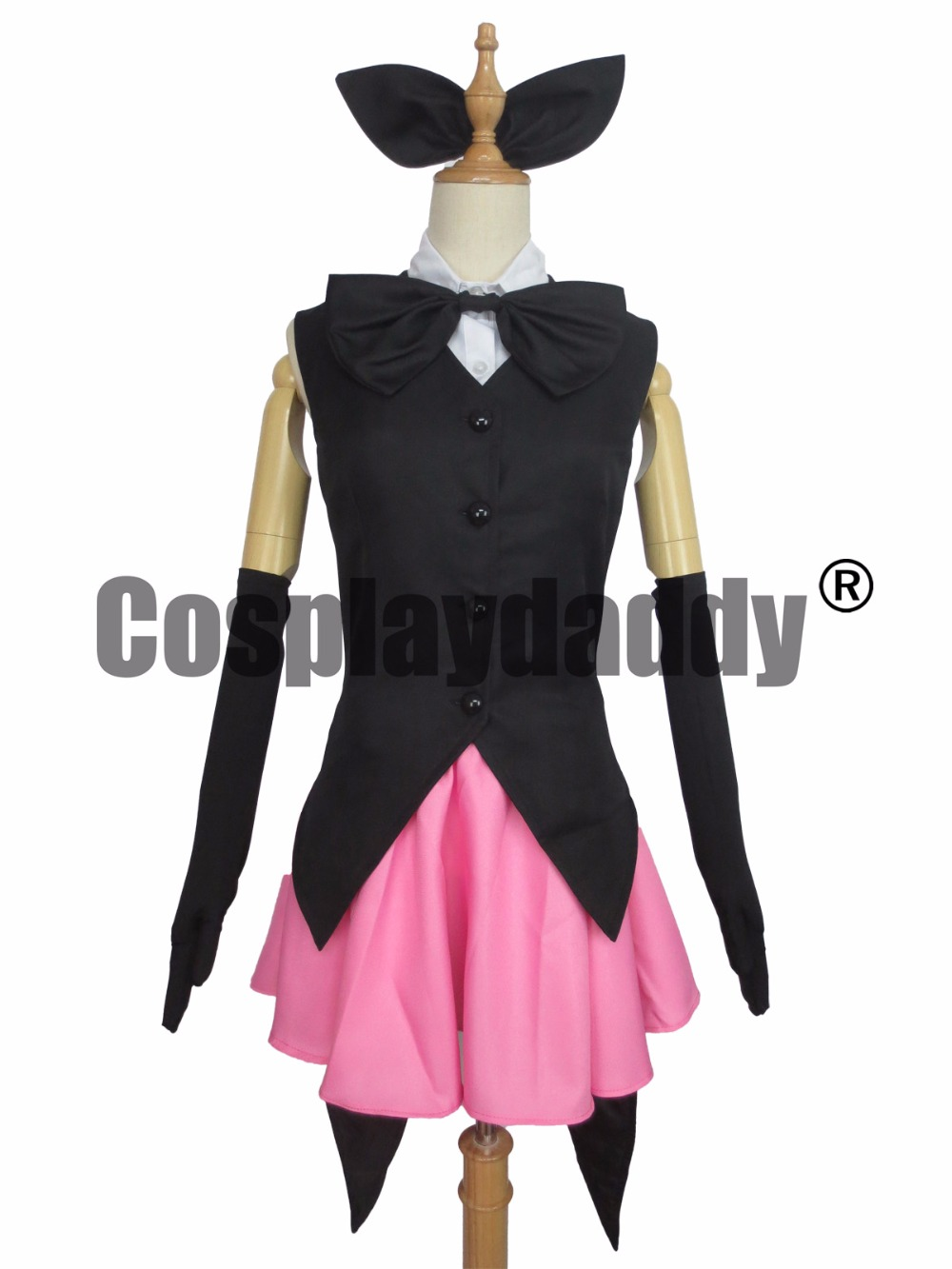 Kaitou Saint Tail Meimi Haneoka Transform Dress Cosplay Costume