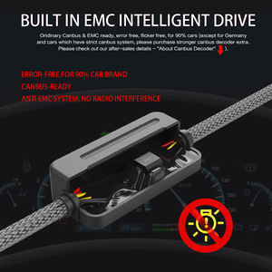 Image 4 - Zdatt H7 LEDไฟหน้าH11 H4 12 V LEDหลอดไฟlampadas CANbus H8 H9 9005 HB3 9006 HB4 ZES Fanlessรถ 100Wไฟตัดหมอกอัตโนมัติ