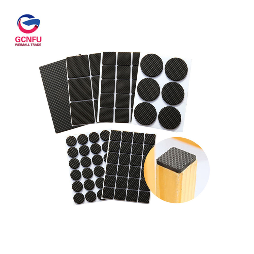 Wholesale Table Thickening Skid Protection Pad Chair Stool Furniture Chair Pads Wear Protective Sleeve Set Foot Chair Leg Pad