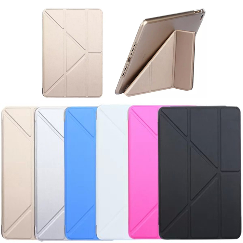 Transformers Original Stand Tablet Case for Apple IPAD Mini 4 Leather Flip Cover Cases for IPAD Mini 4 Sparkle Slim Capa Para