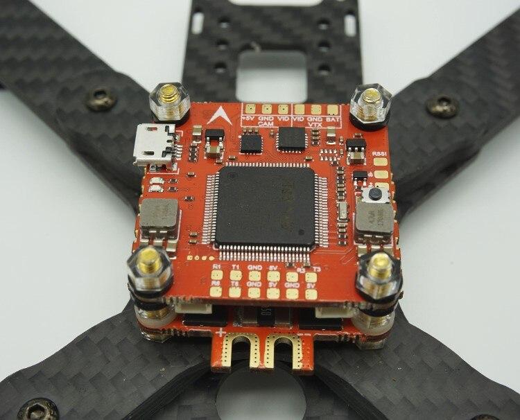 TTTRC F7 V1.0 dual gyroscoop flight control 50A 4in1 ras niveau hoge stroom ESC door FPV toren-in Onderdelen & accessoires van Speelgoed & Hobbies op  Groep 3