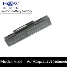 10400MAH 12cells laptop battery FOR Acer Aspire AS07A31 AS07A32 AS07A41 AS07A42 AS07A51 AS07A52 AS07A71 AS07A72 AS07A75