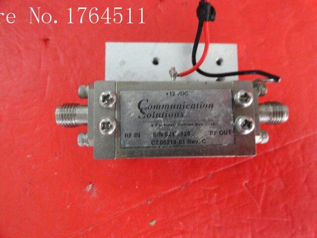 [BELLA] CS CS0021B-01 12V SMA Supply Amplifier