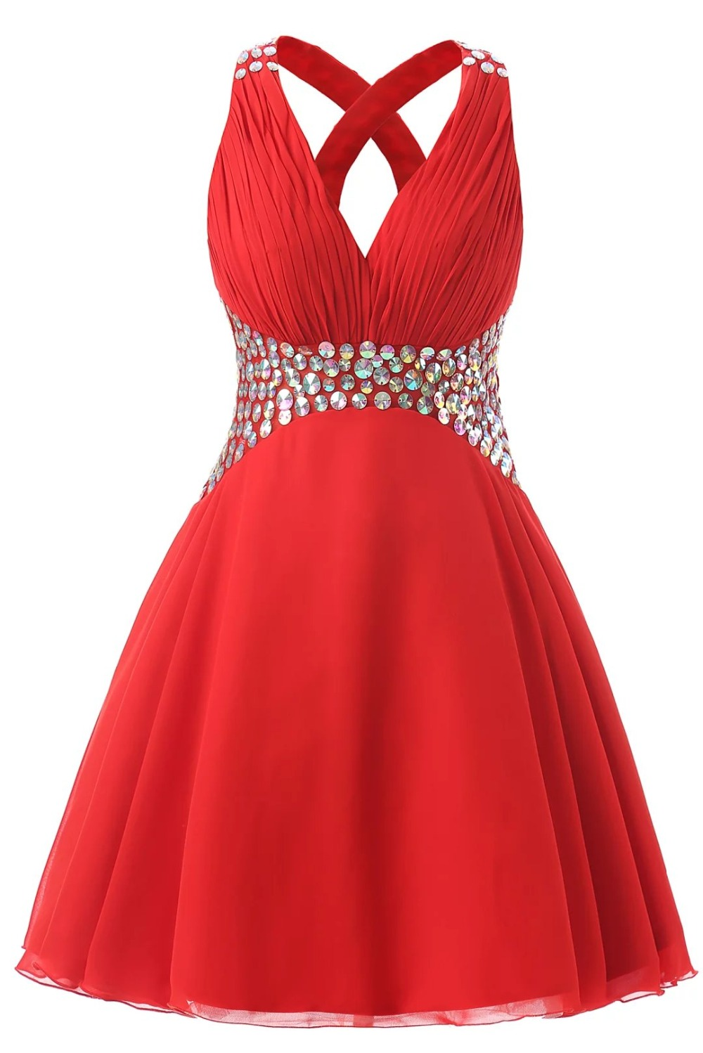 Red homecoming dresses on sale