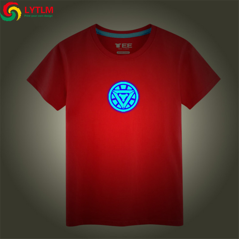 LYTLM 2018 Childrens Clothing Cartoon Printed Girls T-shirts Summer Top Short Sleeve Avengers Tshirt Kids Iron Man T Shirt Boys