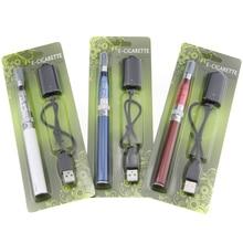 EGo CE4 Kits E Cigarette eGo-T Batterie 650 mah 900 mah 1100 mah CE4 plus Atomiseur 1.6 ml Cigarette électronique pour ego