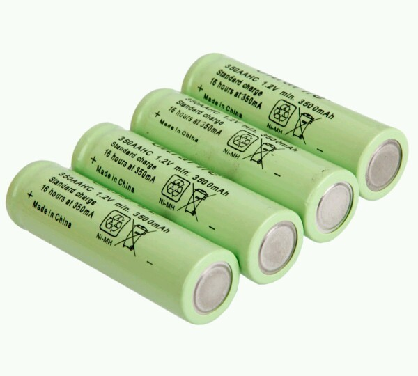 8Pcs AA 1.2V Ni-MH rechareable Batteries Baterias Bateria For Camera control electric toy,real capacity 800mah ...