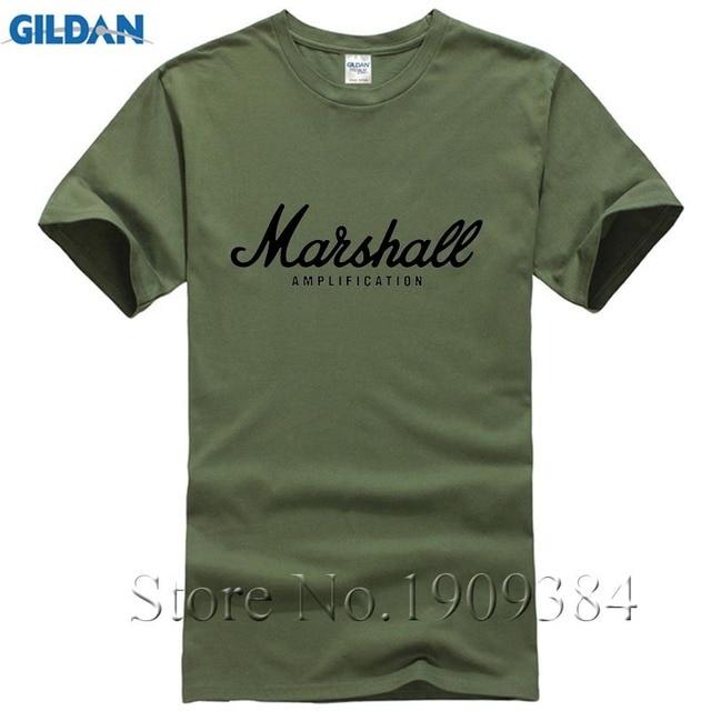 fcf23b56 Raglan Short Sleeve Men T Shirt MARSHALL Amps Amplifiers .